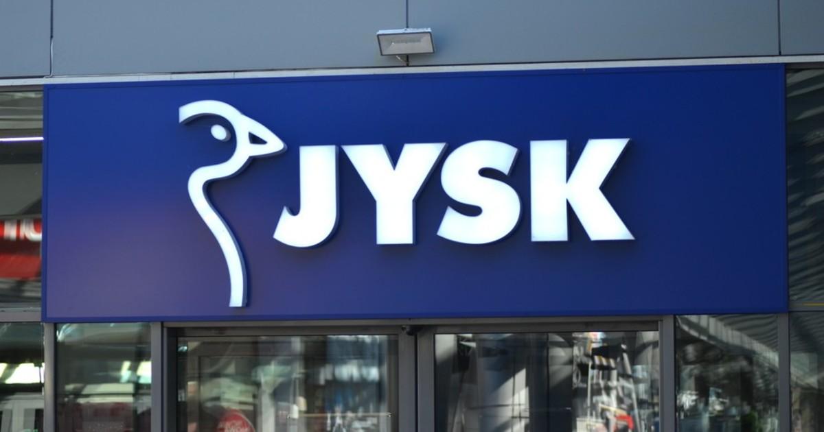 Jysk akciós újság