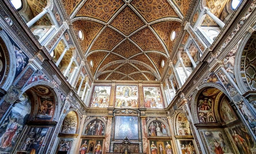 milano san maurizio templom