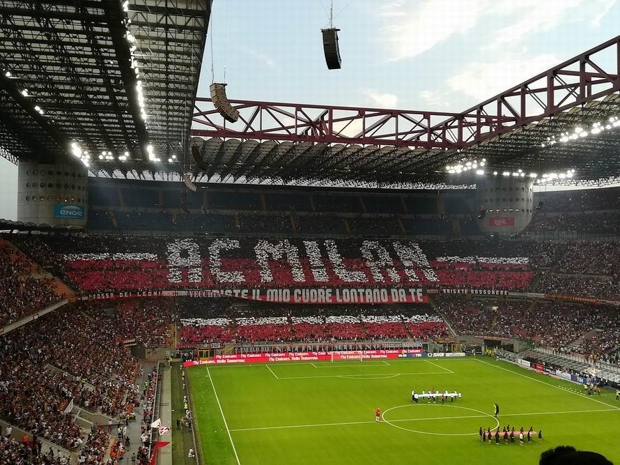 Milánó San Siro